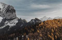 Tatry Bielskie (kubaszymik) Tags: tatranská javorina tatry tatra december winter fall autumn orange rocks bielskie canon zakopane łysa polana landscape mountainview