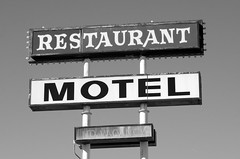 Restaurant Motel (dangr.dave) Tags: architecture deming downtown historic lunacounty newmexico nm restaurant motel