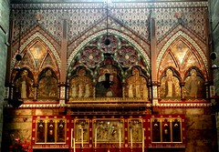[55377] St Martin, Scarborough : High Altar (Budby) Tags: scarborough northyorkshire church victorian stmartinonthehill preraphaelite