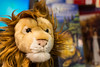 Aslan's Baby Brother (nickstone333) Tags: narnia brentwoodtheatre lion toy stuffedtoy