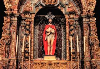 Jesus Christ in Alhambra
