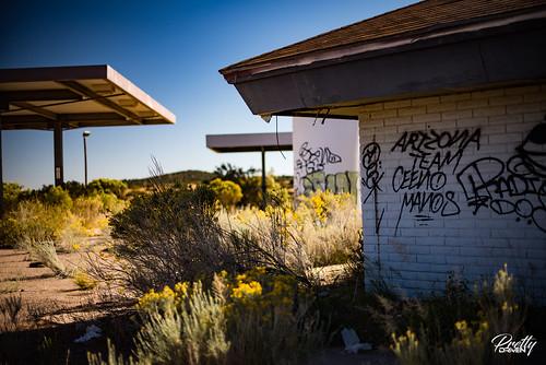 Urbex: Gas Station
