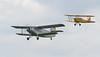 Antonov An-2T & Tiger Moth (Boushh_TFA) Tags: antonov an2t an2 dmskl dfonl classic wings tiger moth n8233 oostwold airshow 2017 airport oldambt ehow nederland netherlands nikon d600 nikkor 300mm f28 vrii