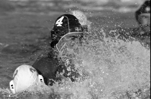 039 Waterpolo EM 1991 Athens