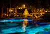 Night Life (Thomas Hawk) Tags: grandwailea hawaii maui wailea waldorfastoria waldorfastoriagrandwailea chapel pool swimmingpool fav10 fav25