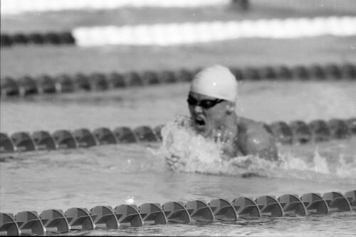 076 Swimming EM 1991 Athens