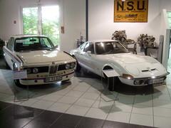 BMW 3.0 CSL & Opel GT ... (bayernernst) Tags: 2017 juni 27062017 sn206629 deutschland bayern amerang museum automobilmuseumamerang efamuseumamerang oldtimer motorwagen auto kraftfahrzeug kraftfahrzeuge kfz bmw bmw30csl opel opelgt