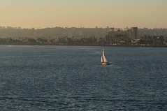 """A Sailboat in the San Diego Bay • <a style=""""font-size:0.8em;"""" href=""""http://www.flickr.com/photos/28558260@N04/38434266621/"""" target=""""_blank"""">View on Flickr</a>"""