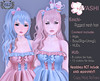 [^.^Ayashi^.^] Kinichi hair special for Candy Fair 2017 (Ikira Frimon) Tags: rigged hud anime m3 utilizator nice head mesh ayashi doll outfit hair blogger costume frimon ikira follow post blog fashion sl life second event girl beautifully special exclusive tsg kawaii kawai cute hairs sensuality lovely sexually cosplay secondlife wavy long averagelength medium quiff forelock bang tails tail headsortails curl heartbreaker bow bobbypin barrette kisscurl accessory teapot rose kinichihairspecialforcandyfair2017 kinichi candyfair2017 candy fair 2017