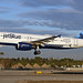 "jetBlue Airways Airbus A320-232 (c/n 2755) N636JB ""All Wrapped in Blue"" (Lgbguy) Tags:"