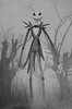 jack skellinton (filipposartoris) Tags: jackskellington thenightmarebeforechristmas timburton revoltech toy figure action