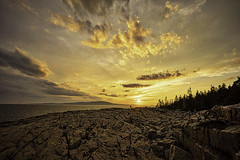 Sunset Over Cadillac Mountain (storymakr) Tags: batis2818