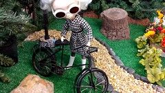 Thanksgiving 2017 01 (MayorPaprika) Tags: junplanning pullip doll japan 16 toy story custom diorama thanksgiving 2017 inthepark paprihaven turtlecrossing grotto nero houndstooth