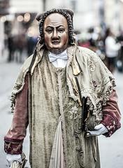 Rottweil585 (siegele) Tags: carnaval carnevale fastnacht fasching fasnet rottweil narrenengel guller gschell federahannes rössle larve bis schantle bettelnarr