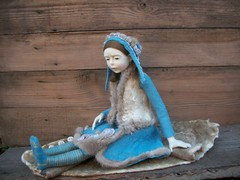 100_1499 (petroviclena2000) Tags: art dolls needle felted doll autor soft sculpture collectible ooak wool