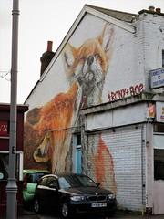 Irony & Boe / Walthamstow - 11 nov 2017 (Ferdinand 'Ferre' Feys) Tags: london england uk streetart artdelarue graffitiart graffiti graff urbanart urbanarte arteurbano ferdinandfeys irony