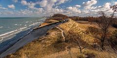 The Foredune (Tom Gill.) Tags: dune indiana lake lakemichigan indianadunesnationallakehsore greatlakes morning foredune