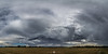 Cloudy (Joel Bramley) Tags: clouds landscape rural nature panoramic storms stormy weather hay farm bendigo