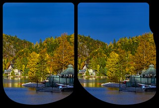 Walkers Lake 3-D / CrossView / Stereoscopy / HDR / Raw
