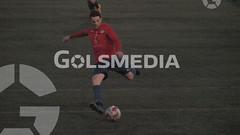 UD Vall de Uxó 1-2 CF Nules (02/12/2017), Jorge Sastriques