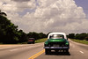 A Road To Havana (kaprysnamorela) Tags: road cars car trees sky clouds converginglines horizon cuba country daylight nikond3300
