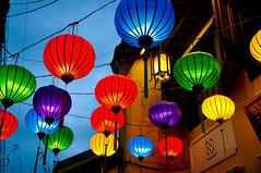 Lanterne (Valdy71) Tags: hoian vietnam lanterne night nikon valdy color travel ngc