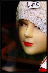 (Caro Rolando) Tags: rostros maniqui maniquies vidriera ojos labios boca miradas mirada bariloche sancarlosdebariloche argentina