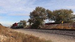 Away We Go (Shadow _ Traveler) Tags: locomotive cargotrain trainphotography trainvideo clip photography video landscape hdrphotography hdrlovers macrovideo transportation railroad railway newmexicorailroads newmexicotrains santafe newmexico