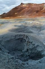 Living Earth / Námafjall - Iceland (Toine B.) Tags: earth solfatare namafjall iceland islande landscape paysage mountain montagne sulfures myvatn norðurland eystra ciel dxoone