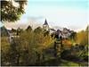 Mesland Domaine du prieuré (Sugarth Photo) Tags: village canong15 mesland loircher france eglise jardins automne