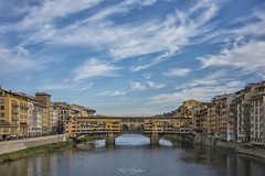 _DSC7098 copy (kaioyang) Tags: clouds pontevecchio florence tuscany italy sony a7r2 voigtlander nokton 40mm f12 mt