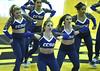 CCSUwomen-NB-120917_2288 (newspaper_guy Mike Orazzi) Tags: sports basketball hoops 70200mmf28gvr d500 nikon centralconnecticutstateuniversity yaleuniversity bluedevils bulldogs women collegesports sport dance danceteam dancesquad dancer