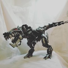 dino (vicent steffens (gerou 100)) Tags: dinosaur moc lego bionicle technic ccbs dino creature