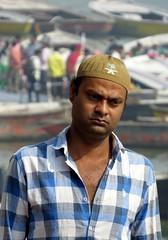 varanasi 2017 (gerben more) Tags: people portrait portret man varanasi benares india
