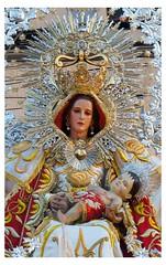 Nuestra Señora de la Providencia (Faithographia) Tags: faithographia faithography intramuros gmp igmp vivalavirgen madrededios santamaria materdei virginmary maria marianevent marianprocession grandmarianprocession