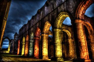 Arches in colour