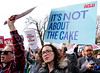 Open to All (vpickering) Tags: supremecourt demonstrations dc masterpiececakeshopltdvcoloradocivilrightscommission marriageequality opentoall masterpiececakeshop washington demonstration protest protesting