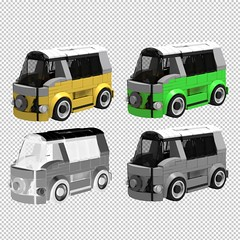 VW T Bus concept car (KEEP_ON_BRICKING) Tags: lego concept car vw bus t1 future design howtobuild howtomake building instructions tutorial