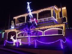 2017 (Douglas O. Mota) Tags: christmas natal lights luzes luz iluminação piscapisca papai noel rena reindeer bonecodeneve snowman santaclaus