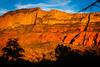Sedona Red (CEBImagery.com) Tags: sunset light arizona mesa sedona winter red rock country