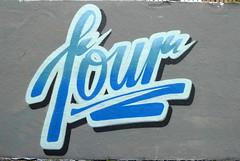 graffiti, Stockwell (duncan) Tags: graffiti stockwell number 4 four