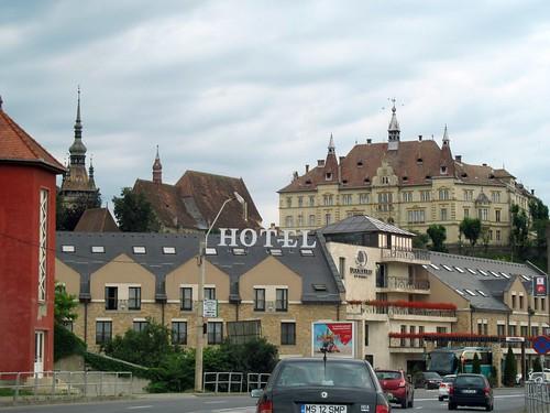 Segesvár / Sighișoara / Schäßburg