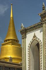 Thailand - Bangkok - Grand Palace - Golden Chedi 08_DSC5901 (Darrell Godliman) Tags: thailandbangkokgrandpalacegoldenchedi08dsc5901 gold golden chedi stupa grandpalace bangkok thailand asia temple buddhist buddhism ©dgodliman darrellgodliman wwwdgphotoscouk dgphotos allrightsreserved copyright travel tourism omot flickrelite instantfave nikond7200 nikon d7200 travelphotography travelphotographer architecturalphotography architecturalphotographer