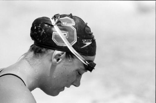 201 Swimming EM 1991 Athens