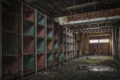 DSC_0522-bewerkt (Disintigrate Photography) Tags: urban exploring urbex urbanexploring abandoned decay disintegrate photography nikon tokina forgotten factory creepy h