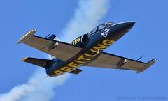 100°GruppiCaccia_Sani# 0754 (Luigi Sani) Tags: aviazione aerei aviation airplanes aeronautica aerobatic airshow airplane l39 breitling