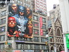 Justice League Billboard 37th and Broadway NYC 3731 (Brechtbug) Tags: justice league standee poster man steel superman pictured the flash cyborg dark knight batman aquaman amazonian wonder woman 37th st broadway midtown manhattan 2017 nyc 11172017 movie billboards new york city advertisement dc comic comics hero superhero krypton alien bat adventure funnies book character near bruce wayne millionaire group america jla team