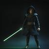 Exile (Marcelo David) Tags: starwars thelastjedi episodeviii episode8 lukeskywalker actionfigure custom blackseries photography