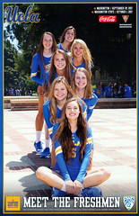 UCLA Women's Volleyball - 2017 Freshmen (bruin805) Tags: ucla bruins volleyball womensvolleyball pac12 pauleypavilion