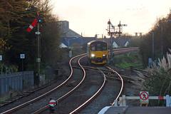 150129 Par (Marky7890) Tags: gwr 150129 class150 sprinter 2p92 par railway cornwall cornishmainline train